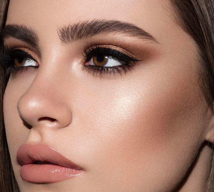 Идеальные брови красивая форма бровей фото